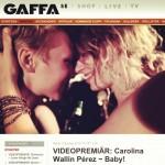 GAFFA premiärvisar Baby