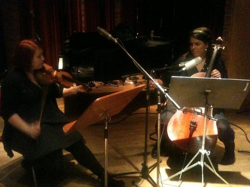 Hanna & Anna (aka Stockholm Strings)