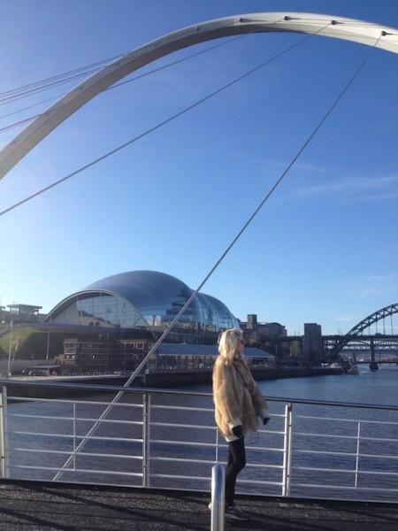 Elektra i Newcastle