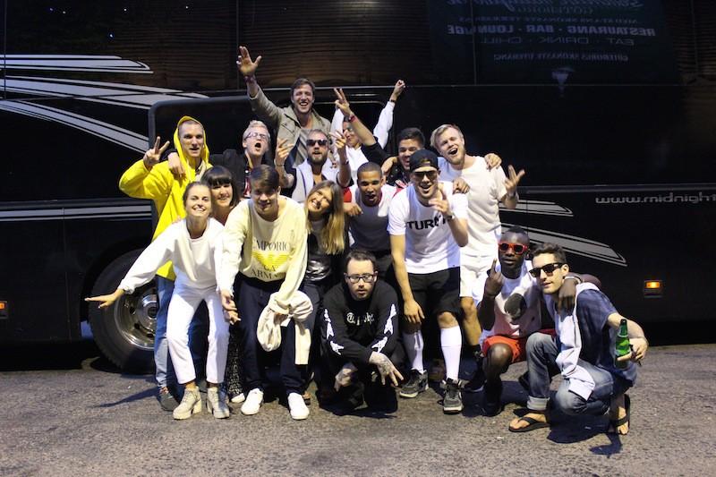 Crew Lorentz 2014