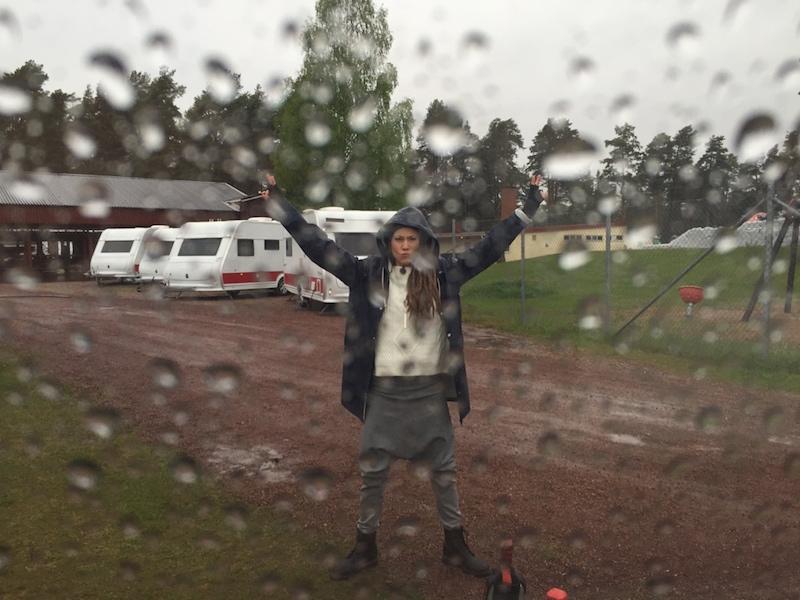 Regn regn regn i Orsa