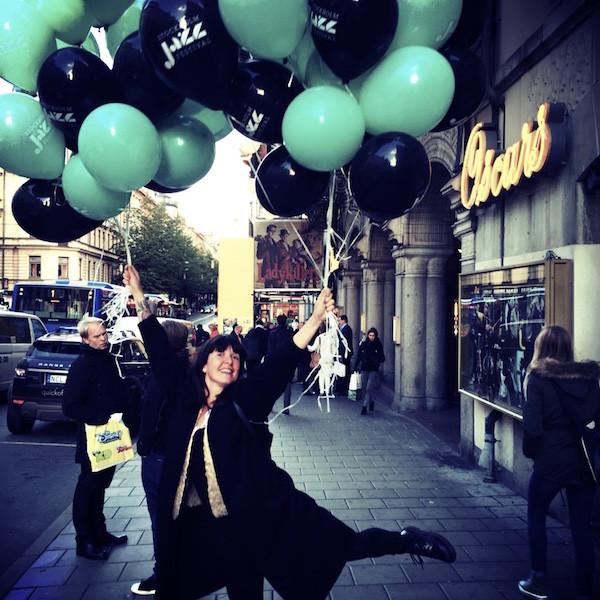 Stockholm Jazz Festival för tredje året i rad!